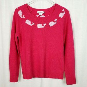 Vineyard Vines Embroidered Whale Sweater